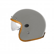 Helstons Naked Helmet Carbon Gris