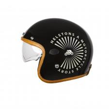 Helstons Sun Helmet Carbon Noir