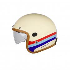Helstons Mora Helmet Carbon Beige