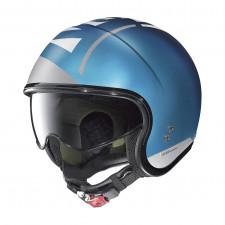 Nolan N21 Avant-Garde Flat Sapphire Blue