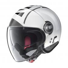 Nolan N21 Visor Avant-Garde Metal White