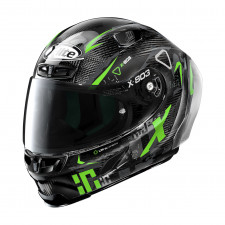 X-lite X803 RS Carbon Darko Green
