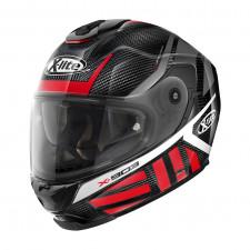 X-lite X903 Carbon Cheyenne n-com Red/Grey