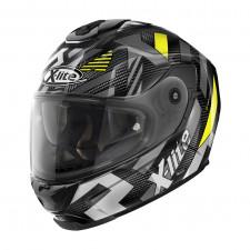 X-lite X903 Carbon Creek n-com Grey/Yellow