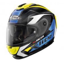X-lite X903 Carbon NOBILES n-Com Blue/Yellow
