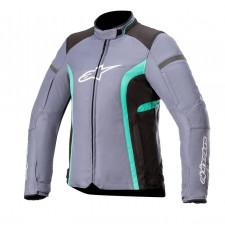 Alpinestars Stella T-kira V2 Waterproof Jacket Slate Peacock Green