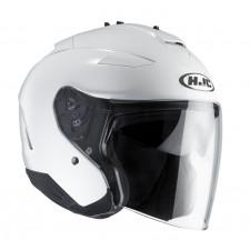 HJC IS33 II Blanc
