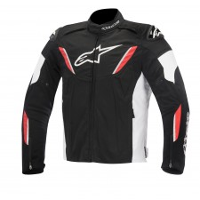 Alpinestars T-gp R Waterproof Noir Blanc Rouge
