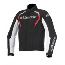 Alpinestars Fastback Waterproof Noir Blanc Rouge