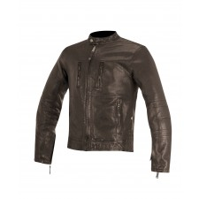 Alpinestars Brass Cuir Tobacco Marron