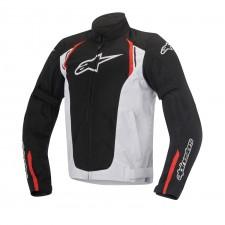 Alpinestars Ast Air Textile Noir Blanc Rouge