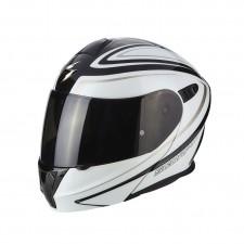 Scorpion EXO 920 RITZY Noir Blanc