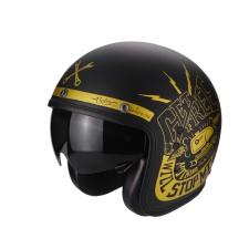 Scorpion BELFAST Fender Noir Mat Or