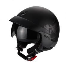 Scorpion Exo-100 Scorpion Noir Mat