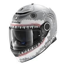 Shark SPARTAN LORENZO WHT SHARK MAT SWA