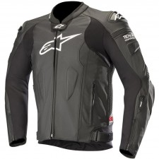 Alpinestars Missile Cuir Noir Compatible Tech-Air