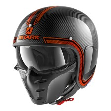 Shark S-DRAK CARBON VINTA DUO