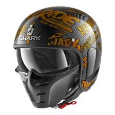 Shark S-DRAK CARBON FREESTYLE CUP DQQ
