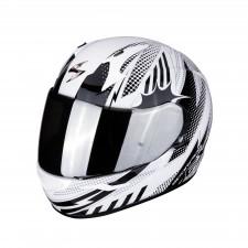 Scorpion EXO-390 POP White-Black