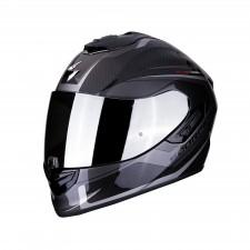 Scorpion EXO-1400 AIR CARBON ESPRIT Black-Silver