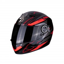 Scorpion EXO-490 NOVA Black-Red