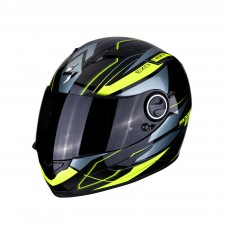 Scorpion EXO-490 NOVA Black-Neon yellow