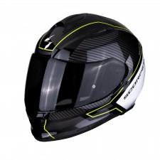 Scorpion EXO-510 AIR FRAME Black-Neon yellow-White