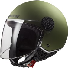 LS2 OF558 SPHERE LUX MATT MILITARY Vert