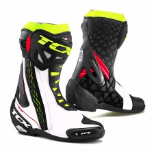 TCX RT-RACE Blanc/Rouge/TELLOW FLUO