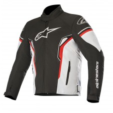 Alpinestars T-sp-1 Waterproof Jacket Noir Blanc Rouge