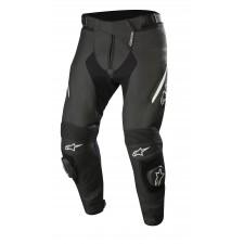 Alpinestars Missile V2 Leather Pants Noir Blanc