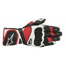 Alpinestars Sp-1 V2 Gloves Noir Blanc Rouge