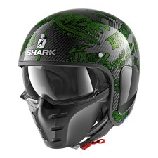 Shark S-DRAK CARB FREESTYLE CUP DGG