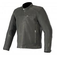 Alpinestars Warhorse Leather Jacket Black