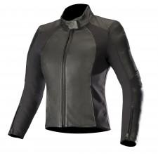 Alpinestars Vika V2 Womens Leather Jacket Black