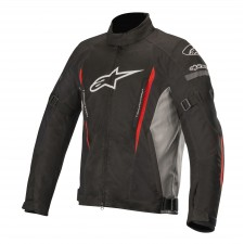 Alpinestars Gunner V2 Wp Jacket Black Gray Red