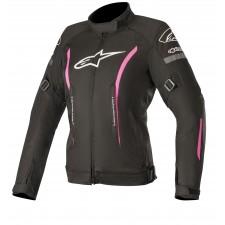 Alpinestars Stella Gunner V2 Wp Jacket Black Fuchsia