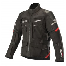 Alpinestars Andes Pro Drystar Jacket Tech-air Compatible Black Red