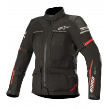 Alpinestars Stella Andes Pro Drystar Jacket Tech-air Compatibl Black Red