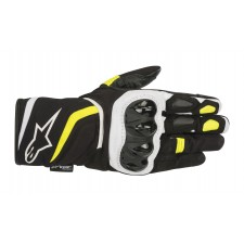 Alpinestars T-sp W Drystar Gloves Black Yellow Fluo
