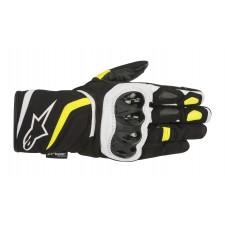 Alpinestars T-sp W Drystar Gloves Black Yellow Fluo