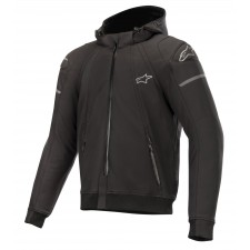 Alpinestars Sektor Tech Hoodie Black Charcoal
