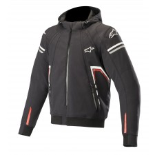 Alpinestars Sektor Tech Hoodie Black White Red