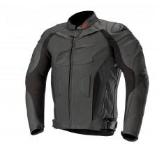 Alpinestars Gp Plus R V2 Leather Jacket Black Black
