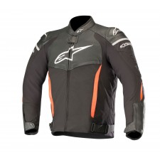 Alpinestars Sp X Jacket Black Red Fluo