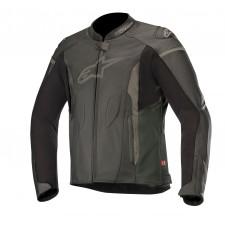 Alpinestars Faster Leather Jacket Black Black
