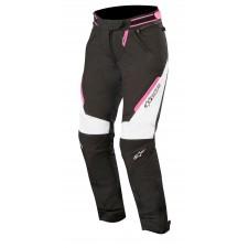 Alpinestars Stella Raider Drystar Pants Black White Fuchsia