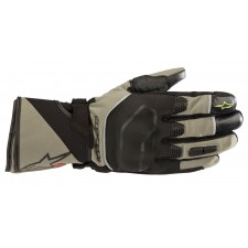 Alpinestars Andes Touring Outdry Glove Military Green Black
