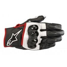 Alpinestars Celer V2 Gloves Black White Red Fluo