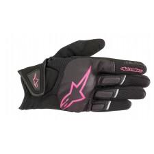 Alpinestars Stella Atom Gloves Black Fuchsia